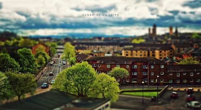 Tilt Shift City 002