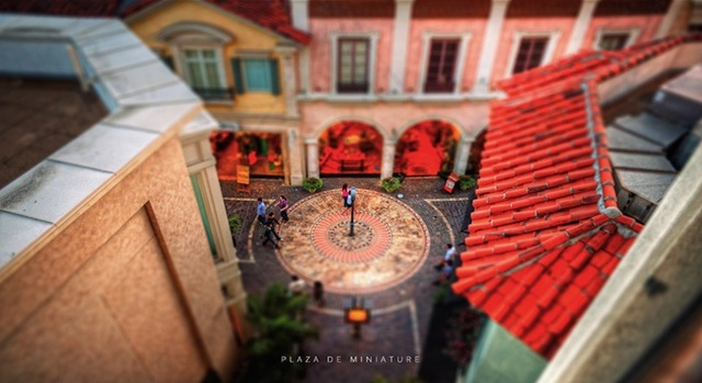 Tilt Shift City 005