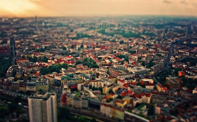 Tilt Shift City 006