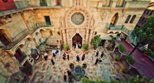 Tilt Shift City 007