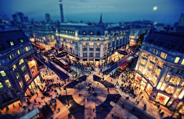 Tilt Shift City 008