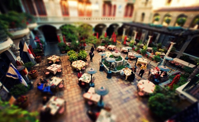 Tilt Shift City 009