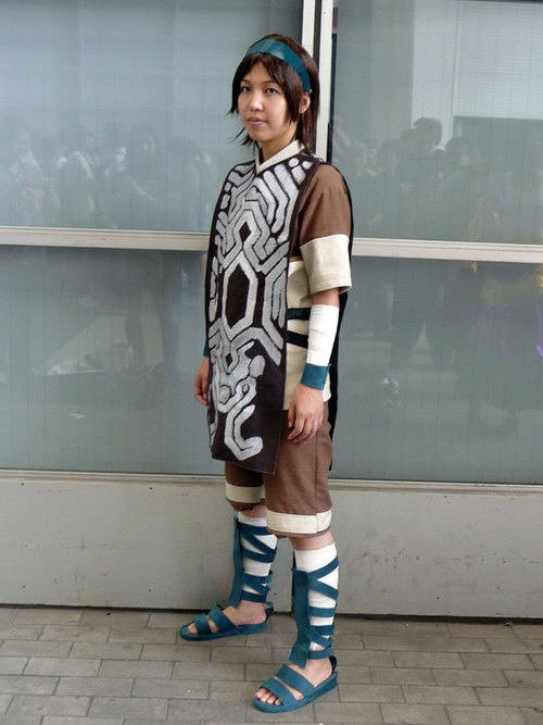 Best Game Cosplay 004