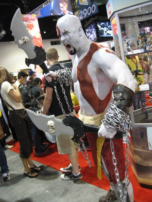Best Game Cosplay 006