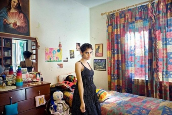 A Girl And Her Room 028