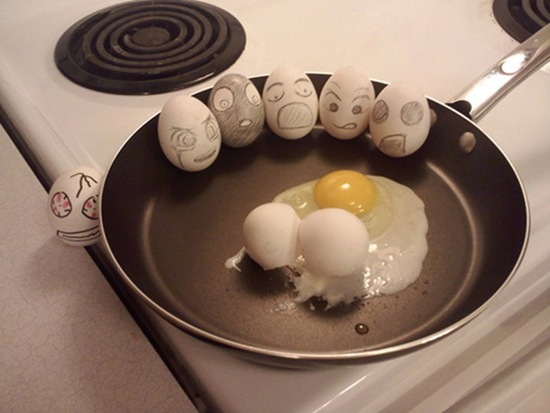 Creative Egg Photography 003