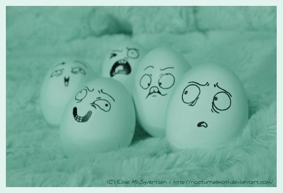 Creative Egg Photography 020